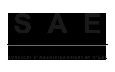 Logo SAE - Syndicat d'Assainissement et d'Eau