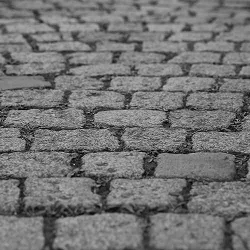 Pavés en granit