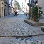 Rue Vibert au Puy en Velay - STPP du Velay