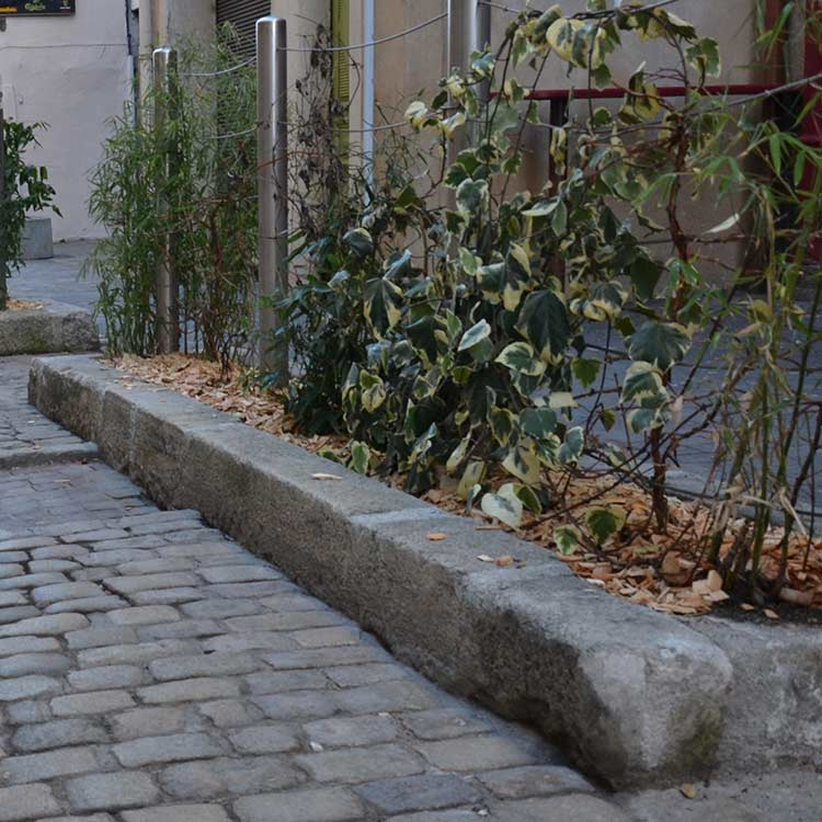 Travaux d'aménagements urbains - STPP du Velay
