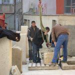 Travaux de maçonnerie - STPP du Velay