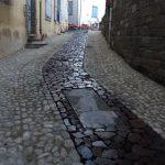 Rue du Puy en Velay - Travaux de pavage STPP du Velay